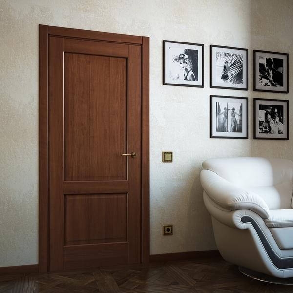 двери волховец Galant орех модена интерьер фото