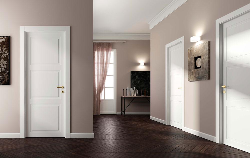 двери волховец new classic в интерьере