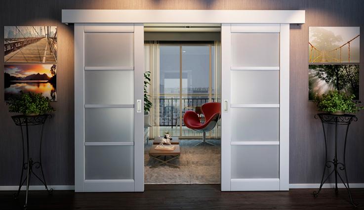 двери купе Волховец фото интерьер