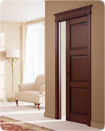двери пенал ОКЕАН интерьер фото