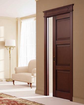 двери пенал Волховец интерьер