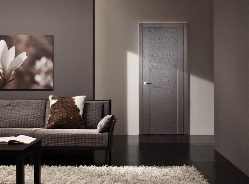 двери волховец Quadro Ясень имбирный интерьер фото